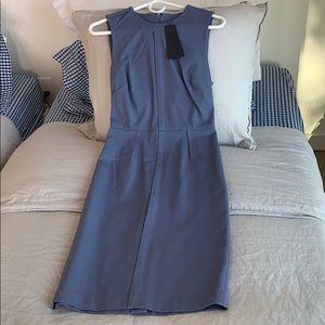 Banana republic Blue dress  size 4